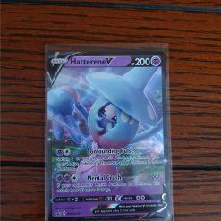 Pokemon Hatterene V SWSH055 (Englisch)