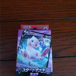Pokemon Sword & Shield V Starter Deck Psychic Mew (japanisch)
