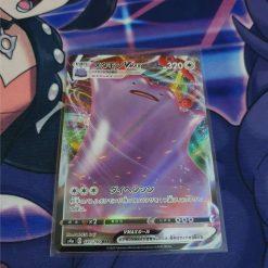 Pokemon Karte Ditto VMAX 141/190 Shiny Star V (japanisch)