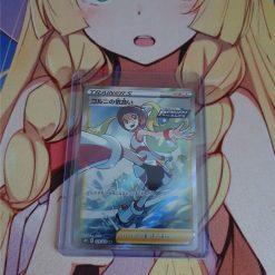 Pokemon Karte Korrina's Willpower Secret Rare 079/070 Rapid Strike Master (Japanisch)