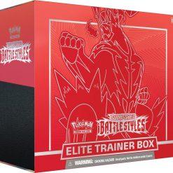 Englische Pokemon Battle Styles Single Strike Elite Trainer Box