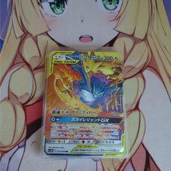 Pokemon Karte Moltres Zapdos und Articuno GX 035/054 Sky Legend (Japanisch)