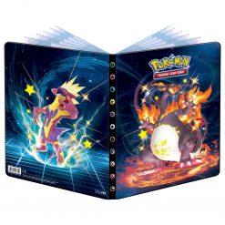 Pokemon Shining Fates 9-Pocket Sammelalbum