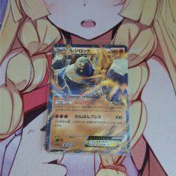 Pokemon Karte Regirock EX 011/048 XY (Japanisch)