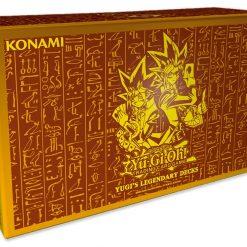 Yu-Gi-Oh! King of Games Yugis Legendary Decks