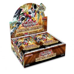 Yu-Gi-Oh! Lightning Overdrive Booster Box (Englisch)
