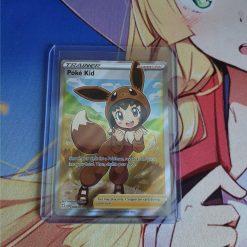 Pokemon Karte Poké Kid 070/072 Shining Fates(Englisch)