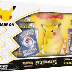 Pokemon Celebrations Pikachu VMAX Figure Collection 1