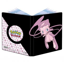 Pokemon Mew 4-Pocket Sammelalbum