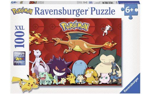Pokémon Puzzle 100 Teile (Ravensburger)