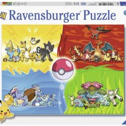 Pokémon Puzzle 150 Teile (Ravensburger)