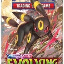 Pokemon Sword and Shield Evolving Skies Booster (Englisch)
