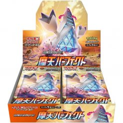 Pokemon Sword and Shield Towering Perfection Display Japanisch