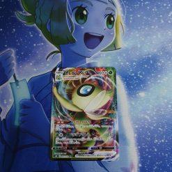 Pokemon Karte Celebi VMAX 079/070 Jet Black Geist (Japanisch)