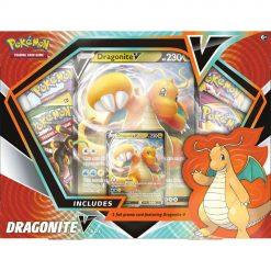 Pokemon Karten Dragonite V Box (Englisch):
