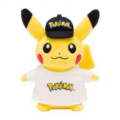Pokemon Center Japan: Pokémon Logo Pikachu Plüschtier: