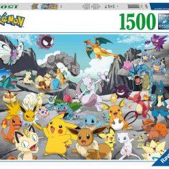 Pokémon Puzzle 1500 Teile (Ravensburger)